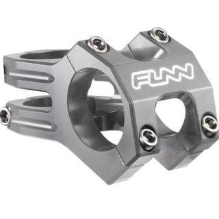 🆕! Grey Funn 60mm MTB STEM 31.8mm   #OK