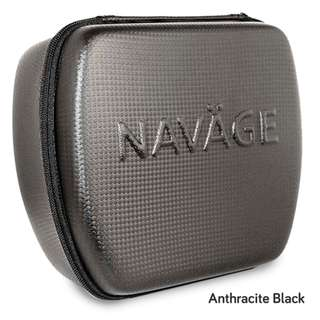 NEW Naväge Travel Case for Nasal Irrigation System Drug-Free Sinus & Allergy Relief (Anthracite Black)