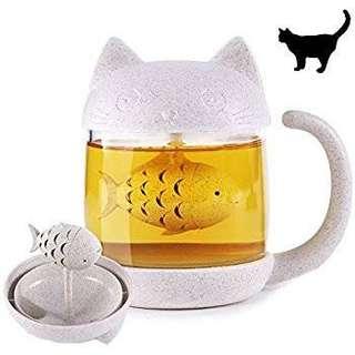 Miniso cat mug