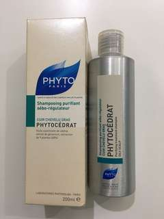 Phyto Shampoo (For Oily Scalp)