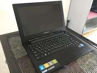 Very Smooth Lenovo S20 11inch Intel N2830 500gb 2gbram