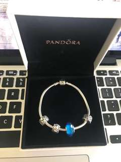 PRE-LOVED PANDORA SET (read description!!!)