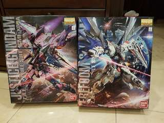 <Bundle Deal> MG Freedom + MG Justice 2.0