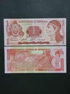 Honduras 1 Lempira 🇭🇳 !!!