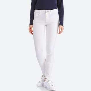 uniqlo ultra stretch jeans