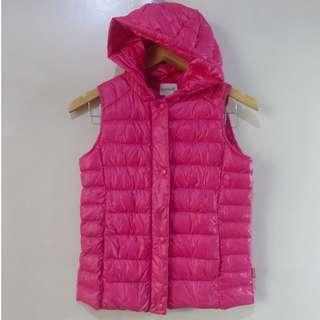 Bossini Girls Light Hooded Warm Parka