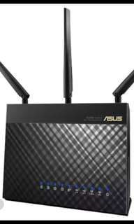 Asus RT-AC68U Dual-Band Router