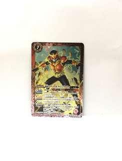 Battle spirits- Kamen Rider Kuuga Rising Mighty