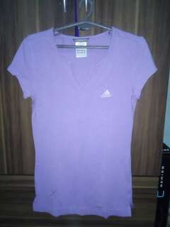 SALE adidas workout/gym t-shirt