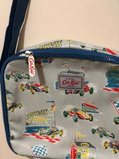Blue Cath Kidston Sling Lunch Bag