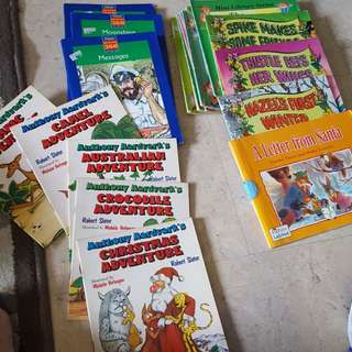 English story books for 2 to 7 yrs old