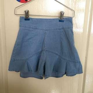 50% 魚尾褲裙