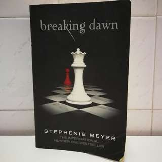 Breaking Dawn (Twilight #4)