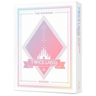 TWICELAND THE OPENNING [ENCORE] DVD