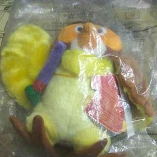 Winnie the pooh 朋友 貓頭鷹