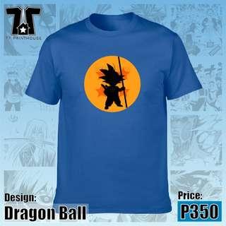 Dragon Ball T-Shirt | Blue & Red