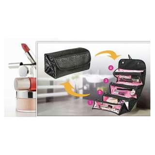 Multifunctional make up bag