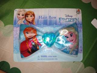 Disney Frozen Hair Bow