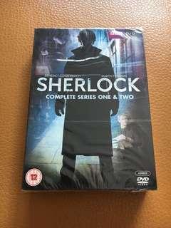 (Brand New) Sherlock Holmes Series 1 & 2 DVD