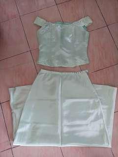 2pcs Party Dress