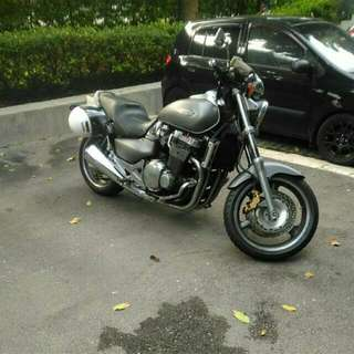 Honda X4 Motorbike Crusier