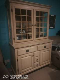 Buffet & Hatch sold wood cabinet