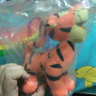 Winnie the pooh 跳跳虎