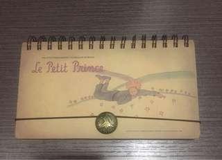 小王子schedule book (可座立,不限年份)