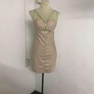 Rare London Cutout Dress