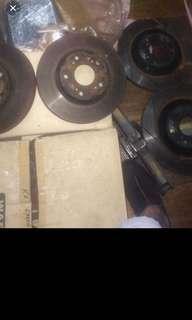 330mm brake disk
