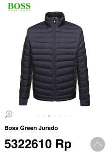 Hugo Boss Green Jurado Original