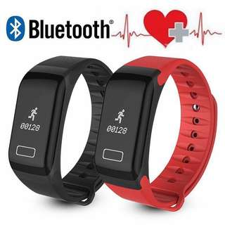 F1 SMART BRACELET WATCH HEART RATE MONITOR SMART BAND