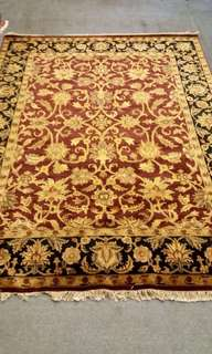Handmade Carpet Condition as Good as New