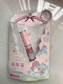 日本 little twin stars lip tint lipstick 💄