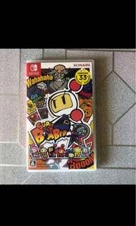Bomberman R Nintendo Switch