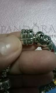 Pandora Gift charm (authentic)