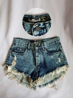 DENIM SHORTS (2 for 1000)