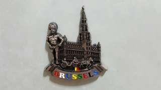 磁鐵 德國比利時布魯塞爾紀念品