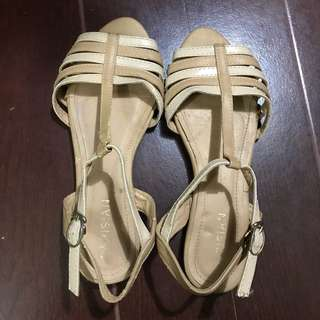 Parisian Sandals beige