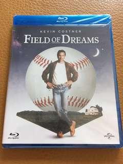 (Brand New) Field Of Dreams Blu ray