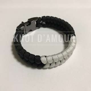 Paracord Bracelet (Recognizon Series) by Knot d'Amour