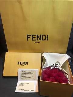"""Fendi - Fendi Fruit Charm """"POMPOM"""""""