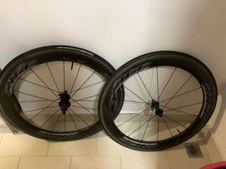 Zipp 404 Firecrest Tubular 11 Speed