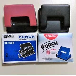 *Cheapest* All 4 Hole Punchers @ S$2.00