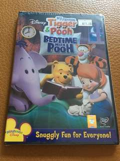 (Brand New) Tigger & Pooh: Bedtime with Pooh