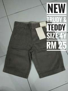 🆕Short Pants Trudy Teddy