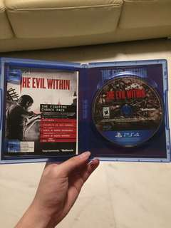 (Local) PS4 The Evil Within