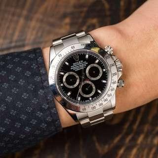 Want to buy Rolex Daytona 116520