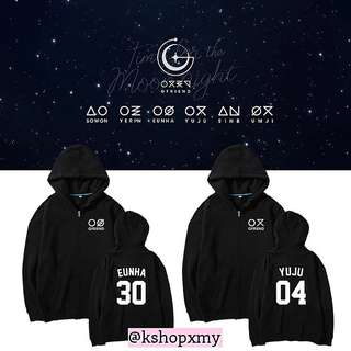 GFRIEND ' Time For The Moon Night ' Jacket