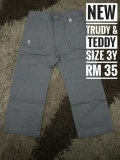 🆕Long pants Trudy Teddy
